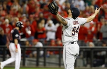 Los Astros obtuvieron su primer triunfo en la Serie Mundial