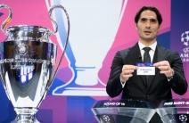 Así fue el sorteo de octavos la Champions League