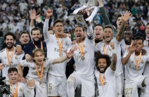Real Madrid reina en el desierto para llevarse la Supercopa de España