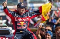 Carlos Sainz se corona en el Dakar 2020