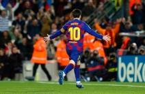 El Barcelona vence a la Real Sociedad gracias a Messi